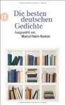 Die besten deutschen Gedichte - Marcel Reich-Ranicki