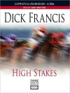 High Stakes (MP3 Book) - Dick Francis, Tony Britton