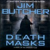 Death Masks: The Dresden Files, Book 5 - Jim Butcher