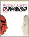 Atkinson & Hilgard's Introduction to Psychology - Susan Nolen-Hoeksema, Barbara L. Fredrickson, Willem A. Wagenaar, Geoff R. Loftus
