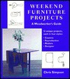 Weekend Furniture Projects - Chris Simpson