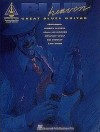 Blue Heaven: Great Blues Guitar with Notes and Tablature - Hal Leonard Publishing Company