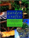 Garden Crafts: A Practical Guide to Creating Handcrafted Features for Your Garden - Geraldine Rudge, Jacqui Hurst