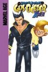 "Gus Beezer with the X-Men: ""X"" Marks the Mutant - Gail Simone, Jason Lethcoe, Mike Raicht"