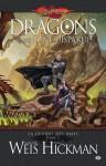 Dragons d'une lune disparue (La guerre des âmes, #3) - Margaret Weis, Tracy Hickman, Michèle Zachayus