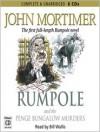 Rumpole and the Penge Bungalow Murders (MP3 Book) - John Mortimer, Bill Wallis