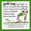 Golfing - Roy McKie, Henry Beard