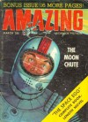 Amazing Science Fiction, 1958 March - Paul W. Fairman, Henry Slesar, Mack Reynolds, Robert Turner, Russ Winterbotham, Arthur Barron