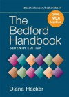 The Bedford Handbook 7e with 2009 MLA Update - Diana Hacker