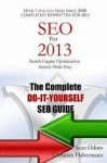 SEO For 2013: Search Engine Optimization Made Easy - Sean Odom, Christian Habermann