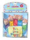 This Little Piggy: A Hand-Puppet Board Book (Little Scholastic) - Scholastic Inc., Jill Ackerman, Michelle Berg