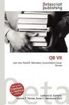 Qb VII - Lambert M. Surhone, VDM Publishing, Susan F. Marseken