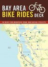 CARDS: Bay Area Bike Rides Deck - NOT A BOOK