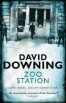Zoo Station (John Russell and Effi Koenen Novel) - David Downing