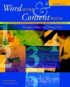Word Wise and Content Rich, Grades 7-12: Five Essential Steps to Teaching Academic Vocabulary - Douglas Fisher