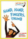 Hand, Hand, Fingers, Thumb (Bright & Early Books) - Al Perkins