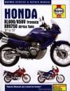 Honda XL600/650V Transalp & XRV750 Africa Twin '87 to '07 - John Harold Haynes