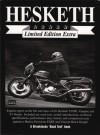 Hesketh Limited Edition Extra - R. Clarke