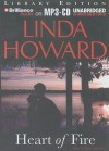 Heart of Fire - Linda Howard, Tanya Eby Sirois