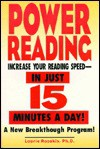 Power Reading - Laurie E. Rozakis