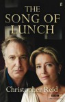 The Song of Lunch - Christopher Reid