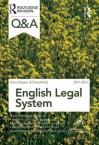 Q&A English Legal System 2011-2012 - Gary Slapper, David Kelly