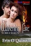 The Wakening Fire - Erin O'Quinn