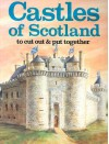 Castles of Scotland To Cut Out & Put Together - Bellerophon Books