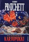 Valkoparta karjupukki - Terry Pratchett