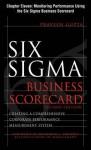 Six SIGMA Business Scorecard, Chapter 11 - Monitoring Performance Using the Six SIGMA Business Scorecard - Praveen Gupta