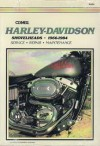 Harley-Davidson Shovelheads, 1966-1984 - Ron Wright, Mike Hall, Randy Stephens