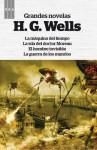 Grandes novelas (Tapa flexible con solapas) - H.G. Wells