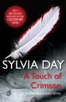 A Touch of Crimson (A Renegade Angels Novel) - Sylvia Day