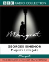None of Maigret's Business - Georges Simenon, Michael Prichard
