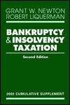 Bankruptcy and Insolvency Accounting, Books & Forms - Grant W. Newton