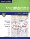 Rand Mc Nally Charlotte/Gastonia 2004 Street Guide: Mecklenburg, Gaston & Cabarrus Counties (Rand Mc Nally Street Guides) - Rand McNally