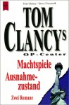 Machtspiele (Tom Clancy's Op-Center, #5) - Tom Clancy, Steve Pieczenik, Jeff Rovin