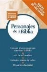 Personajes de La Biblia: Serie Referencias de Bolsillo - Nelson Reference