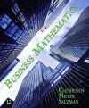 Business Mathematics (12th Edition) - Gary Clendenen, Stanley A. Salzman, Charles David Miller