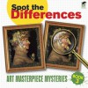 Spot the Differences Book 3: Art Masterpiece Mysteries - Dover Publications Inc.