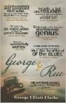 George And Rue - George Elliott Clarke