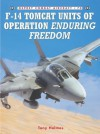 F-14 Tomcat Units of Operation Enduring Freedom - Tony Holmes