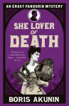 She Lover Of Death - Boris Akunin