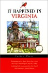 It Happened in Virginia - Emilee Hines