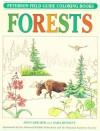 Forests (Peterson Field Guide Coloring Books) - Roger Tory Peterson, John C. Kricher