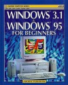 Windows 3. 1 & Windows 95 For Beginners - Richard Dungworth, Philippa Wingate