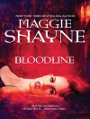 Bloodline (Wings in the Night) - Maggie Shayne