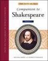 The Facts on File Companion to Shakespeare, 5-Volume Set - William Baker, Kenneth Womack