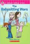 The Babysitting Wars - Mimi McCoy