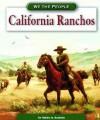 California Ranchos - Natalie M. Rosinsky